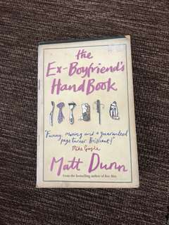 The Ex-Boyfriend's Handbook (Matt Dunn)