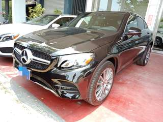 2017年 GLC300 COUPE 4MATIC