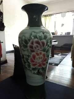 "37"" Decorative China Vases"