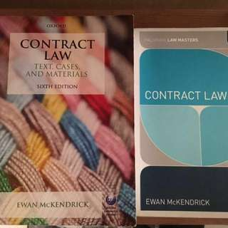 Year 1 Law Textbooks NUS SMU
