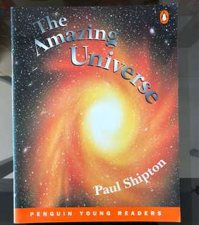 The Amazing Universe by Paul Shipton