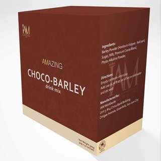Amazing Choco Barley Powdered Drink
