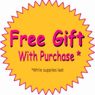 GSS FREE GIFTS (NO GIMMICKS)