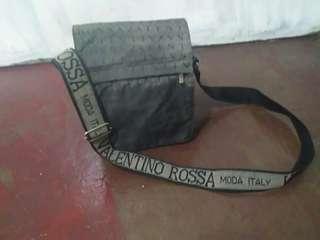 Valentino rossa italian sling bag