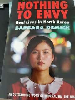 North korea book