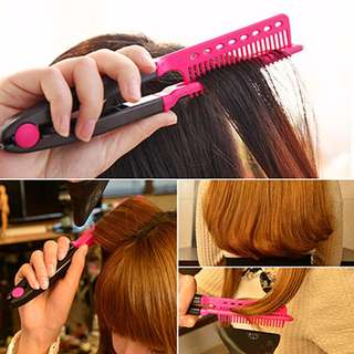🚚 Multi-functional Hairdressing Comb
