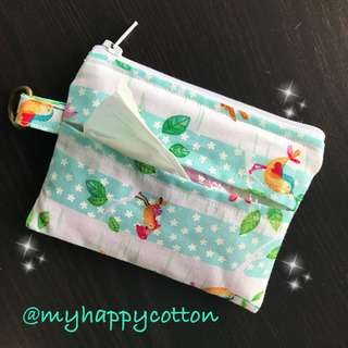 2-in-1 Tissue purse