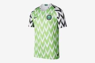Nigeria world cup 2018 jersey XL