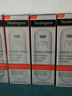 NUETROGENA Light Therapy Acne Mask Activator