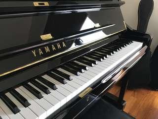 Yamaha U1 - Like New