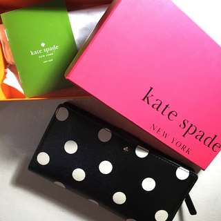 Kate Spade Wallet // Dompet Kate Spade