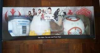 🚚 BN Star Wars Jedi Plush Toy