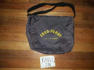 Fred Perry x CDG Messenger Bag
