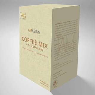 Amazing Coffee Mix with Glutathione
