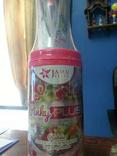 #july50 Jamu Jelita Pinky+Plus