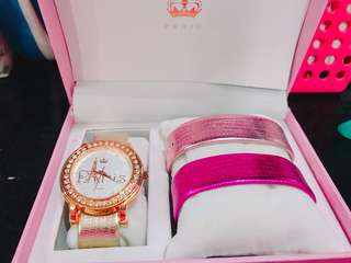 SON ALTESSE SOPHIE PARIS WATCH SET