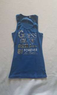 Guess - sleeveless top (never used)