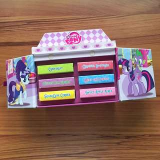 My Little Pony Mini Books