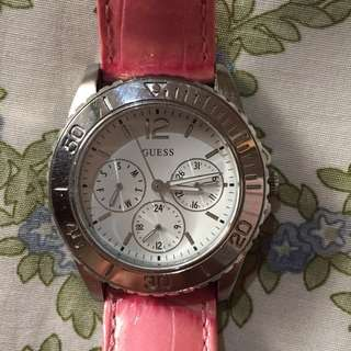 🇺🇸💯 Authentic Guess Watch with Brand New Strap