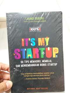 It's My Startup by Lahandi Baskoro