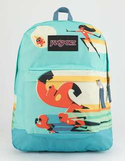 JANSPORT x Disney Pixar Incredibles 2 Family Time SuperBreak Backpack