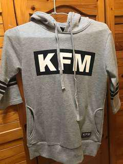 🚚 KFM潮牌7分袖上衣