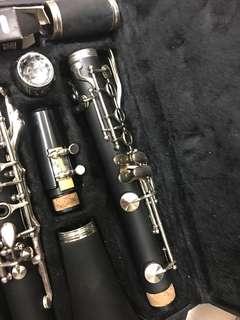 Clarinet B