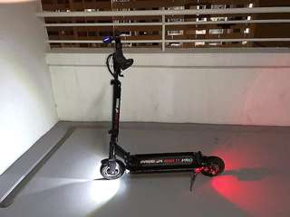 Passion Mini 4 Pro v2 Electric Scooter (Water Resistant Version) aka Speedway4 Mini Pro LTA Approved