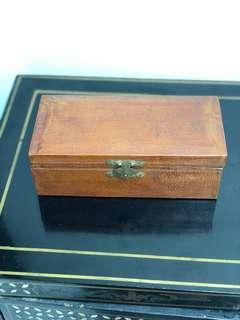 70年代舊皮盒