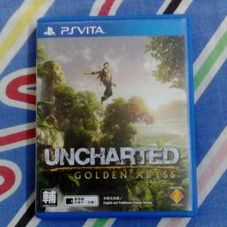 Uncharted Golden Abyss Ps Vita R3