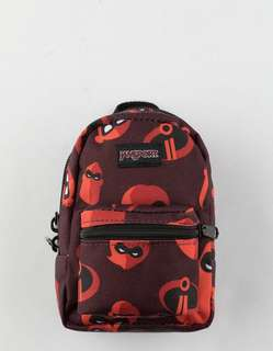 JANSPORT x Disney Pixar Incredibles 2 Family Time Lil' Break Pouch