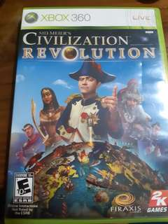Sid Meier's Civilization Revolution backward compatible with Xbox One