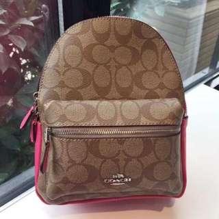 😍😍Coach backpack