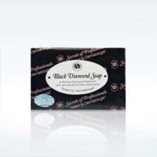 Black Diamond Soap