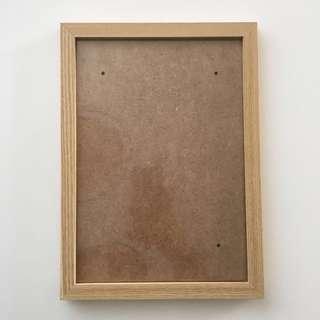 B5 Wooden Photo Frame