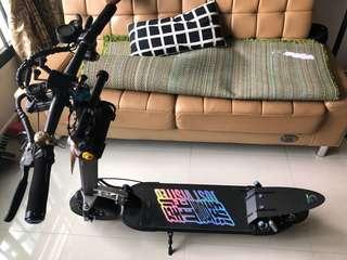 Viggo Boltz8 E-scooter