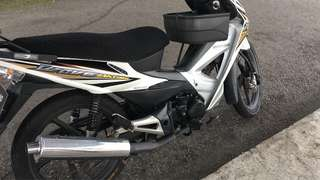 Wave 125x ultimo