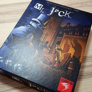 🚚 《二手》桌遊Mr.Jack開膛手傑克中文版