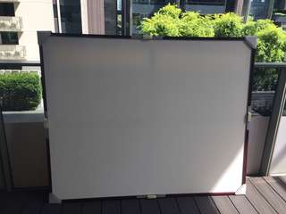 Blank Canvas with wooden frame(removable)