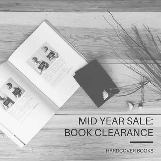 Mid Year Sale: Books [Hardcover]