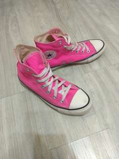 🚚 Converse長筒帆布鞋