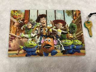 Toy Story puzzle 10x7