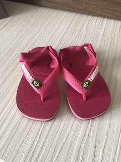 Baby Havaianas (US 5C   EUR 21)