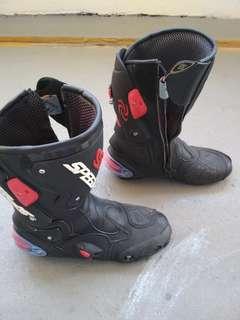 Pro Biker Speed Motorcycle Boots