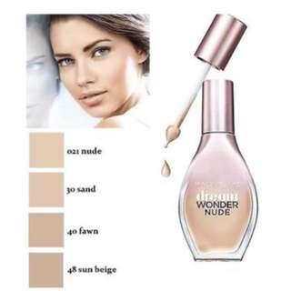 Maybelline Wonder Dream Nude Fluid-Touch Foundation 030 Sand
