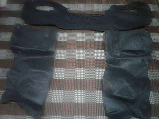 Original Evo Rear Trunk Carpet