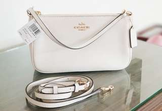 Coach Clutch Bag with Strap