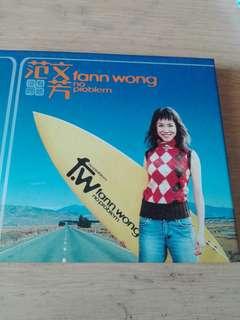 范文芳没有问题 CD + 1 song&photo book EMI 2000
