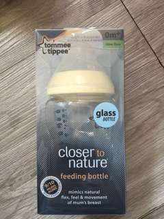 Tommee Tippee Glass 奶樽 玻璃