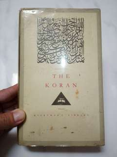 The Koran (Everyman's Library) - Al-Quran (English)